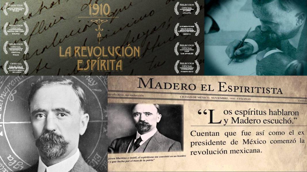 Imagen del documental 1910 La Revolución Espírita