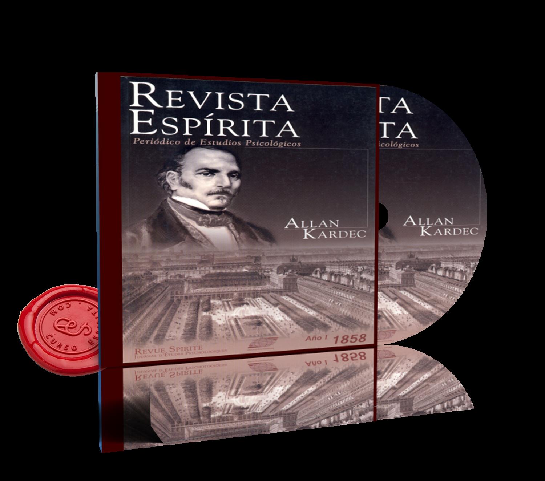 Audiolibro Revista Espírita 1858 Allan Kardec