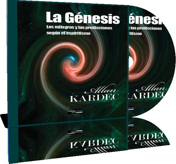 Audiolibro La Génesis, los milagros y las profecías según el Espiritismo. Allan Kardec