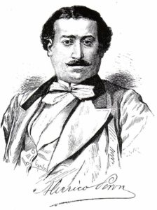 Retrato de Alverico Perón