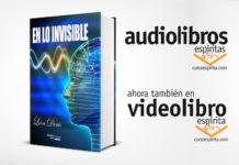 Portada Audiolibro En lo Invisible