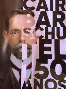 Cairbar Schutel 150 años de su nacimiento