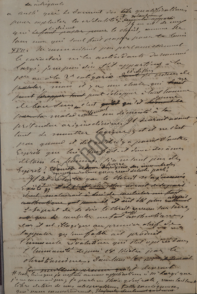 Carta de Allan Kardec a Hildebrand 17-08-1861 2