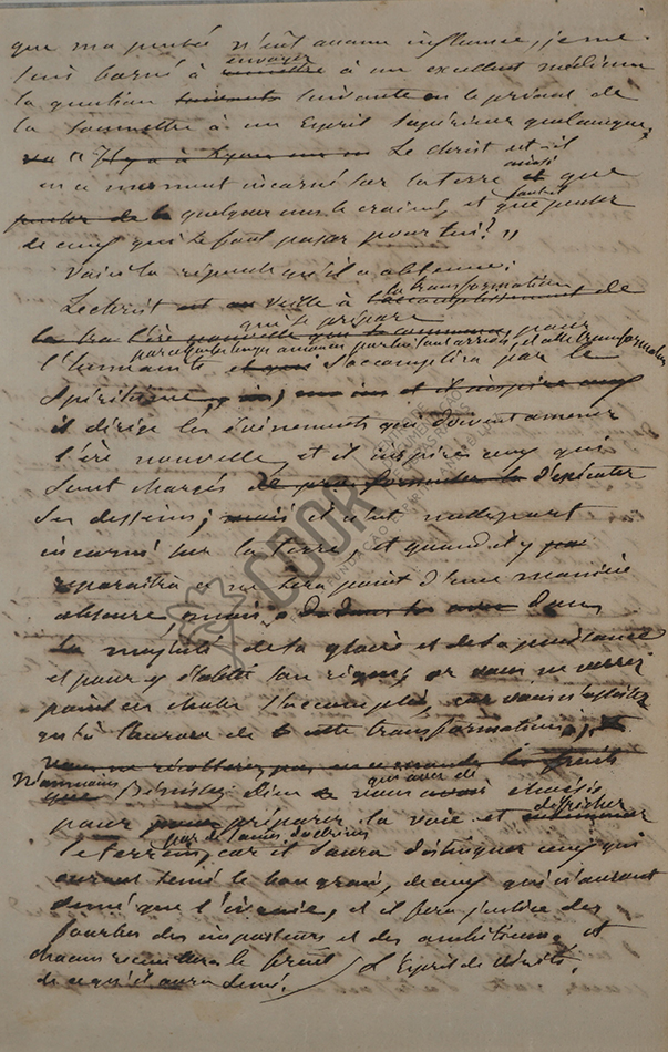 Carta de Allan Kardec a Hildebrand 17-08-1861 4
