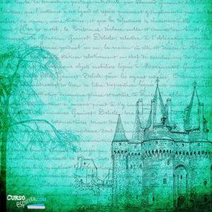 Imagen que ilustra la historia del reino pintado de verde