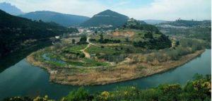 Parque Natural de Sant Llorenç en la Comarca del Vallés