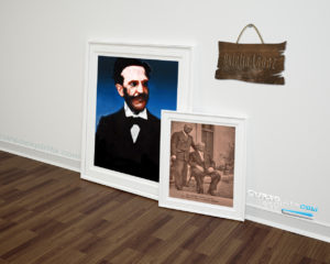 Retratos de Quintín López