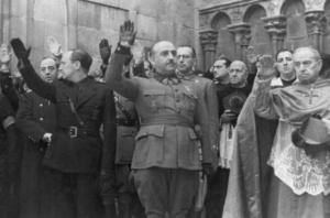 El Clero apoyó plenamente al dictador