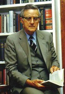 El Dr. Ian Stevenson