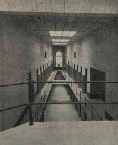 Galería de la carcel de Burgos