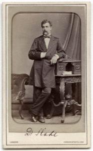El médium Henry Slade
