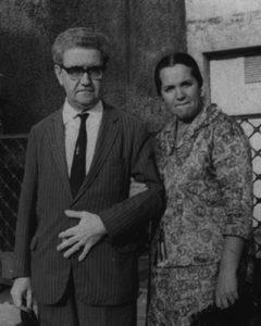 Herculano y esposa