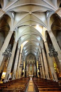 Iglesia de Sant Fèlix en la que Vives fue monaguillo