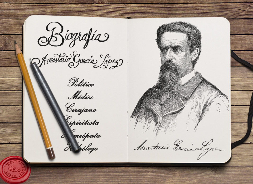 Imagen Biografía Anastasio García López