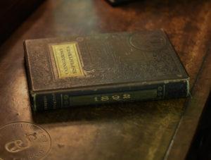 Imagen Libro Resumen Congreso Espiritista Internacional 1892