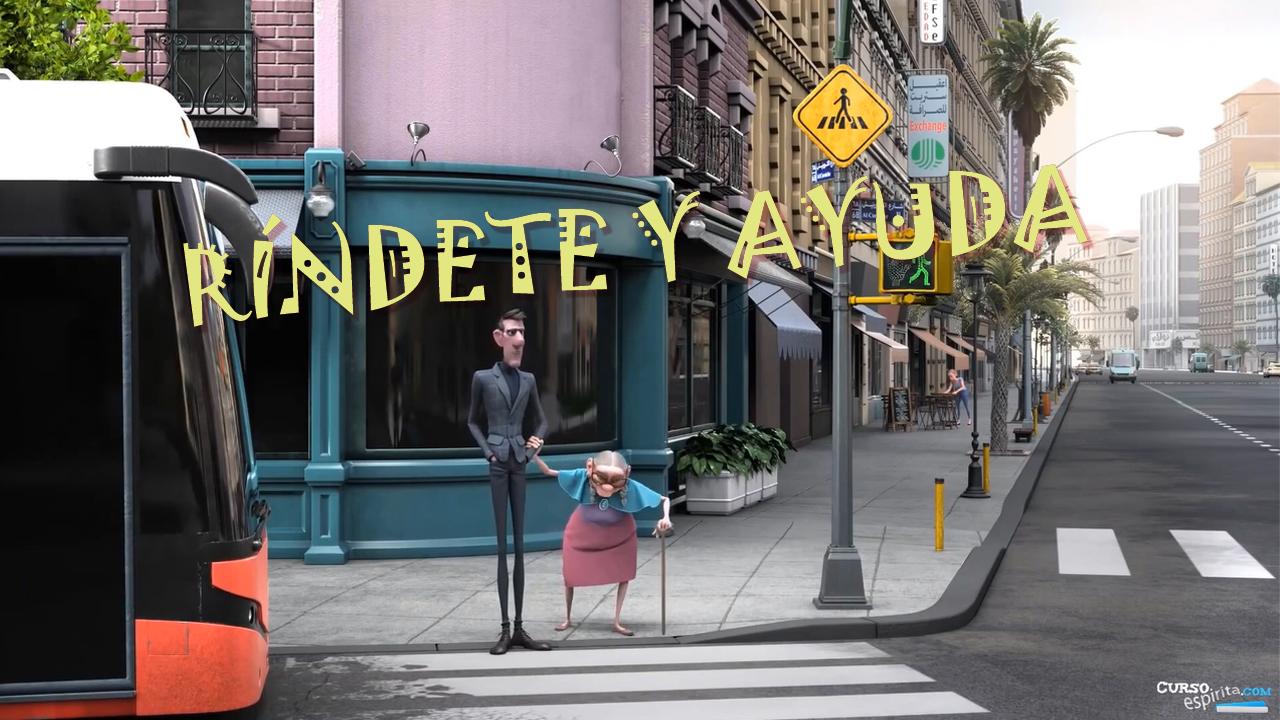 Imagen del video Ríndete y Ayuda