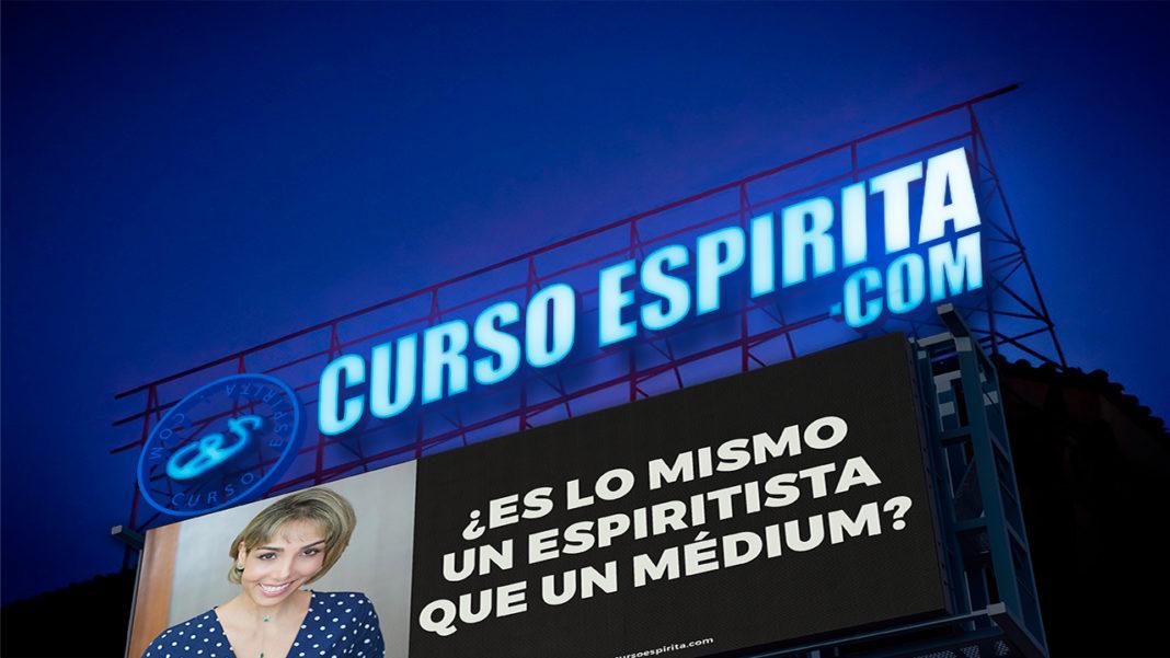 Ilustración ¿es lo mismo un espiritista que un médium?
