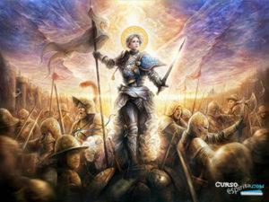 Juana de Arco era médium