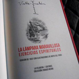 La Lámpara Maravillosa de Valle-Inclán