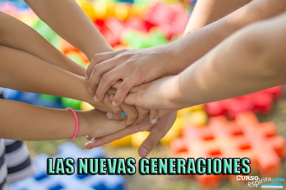 Las Nuevas Generaciones