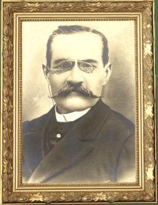 Cuadro Léon Denis