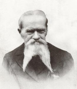 Imagen de Léon Denis a los 79 años