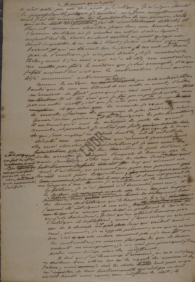 Carta de Allan Kardec a Thiry 03-05-1861 Página 2