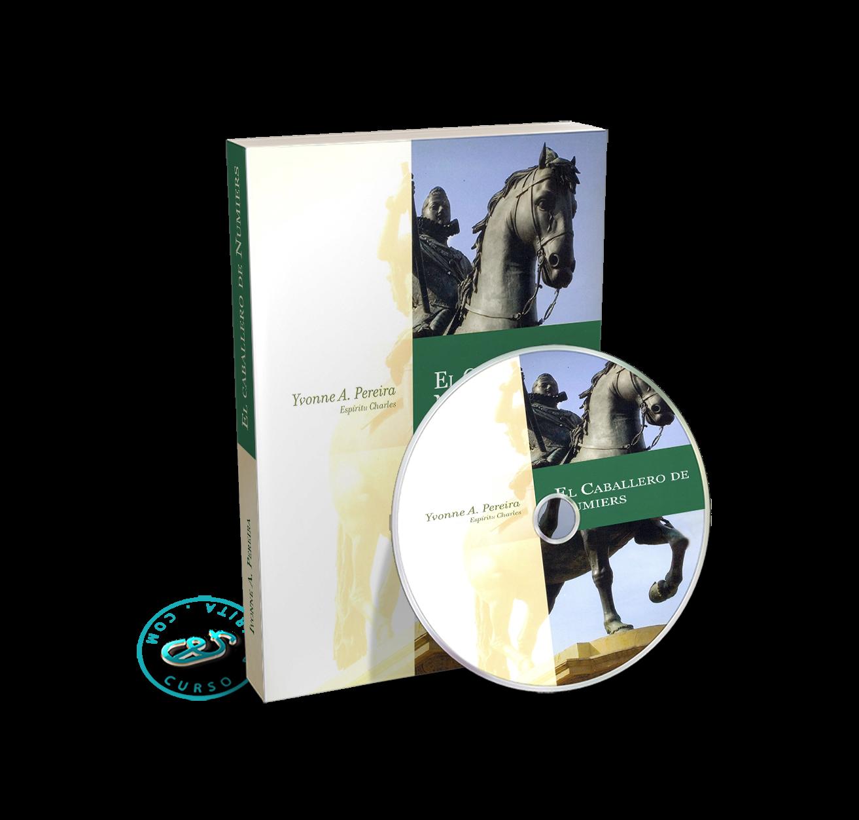 Portada Audiolibro El Caballero de Numiers por Yvonne A. Pereira