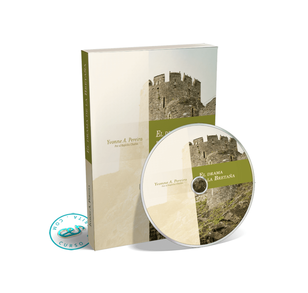 Portada Audiolibro El Drama de la Bretaña por Yvonne A. Pereira