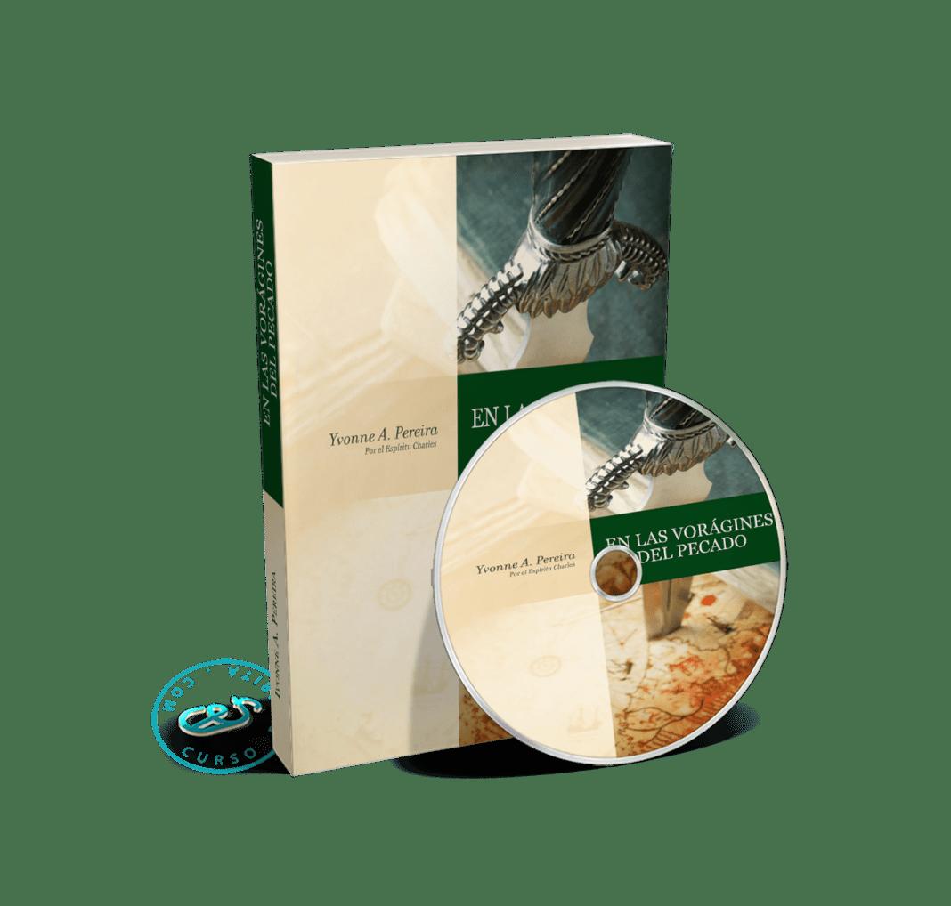 Portada Audiolibro En Las Vorágines Del Pecado por Yvonne A. Pereira
