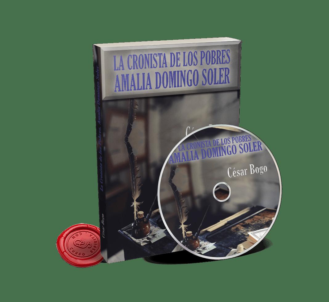 Portada Audiolibro La Cronista de los Pobres: Amalia