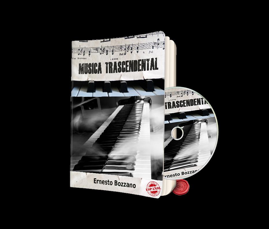 Portada Audiolibro Música Trascendental por Ernesto Bozzano