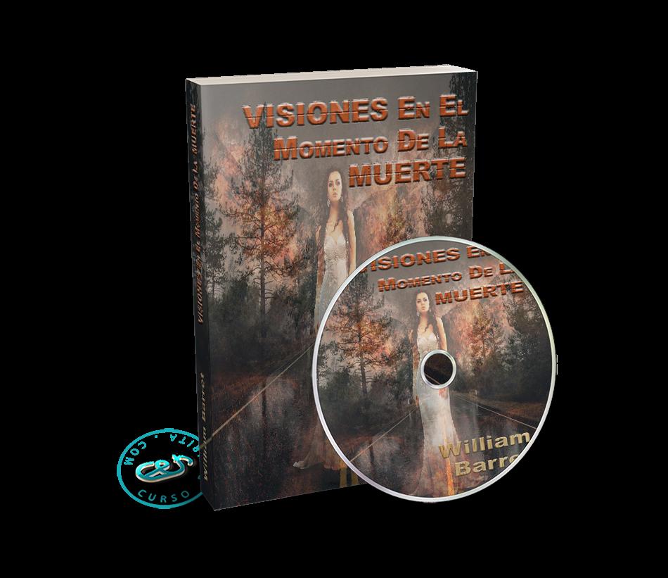 Portada Audiolibro Visiones en el momento de la Muerte por William Barrett