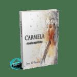Portada Carmela, novela espiritista, por Jose María Seseras y de Batlle