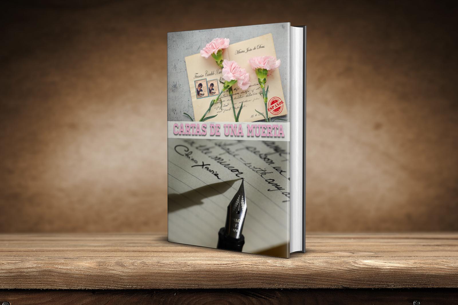 Portada Cartas de una Muerta por Chico Xavier
