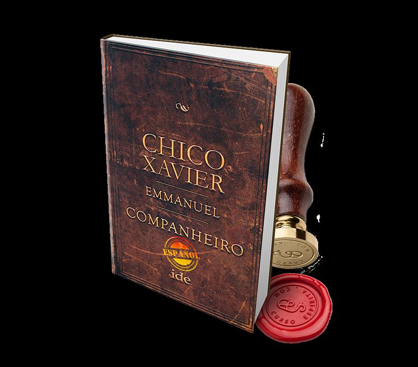 Portada Compañero por Emmanuel a través de la psicografía de Francisco Cándido Xavier en pdf
