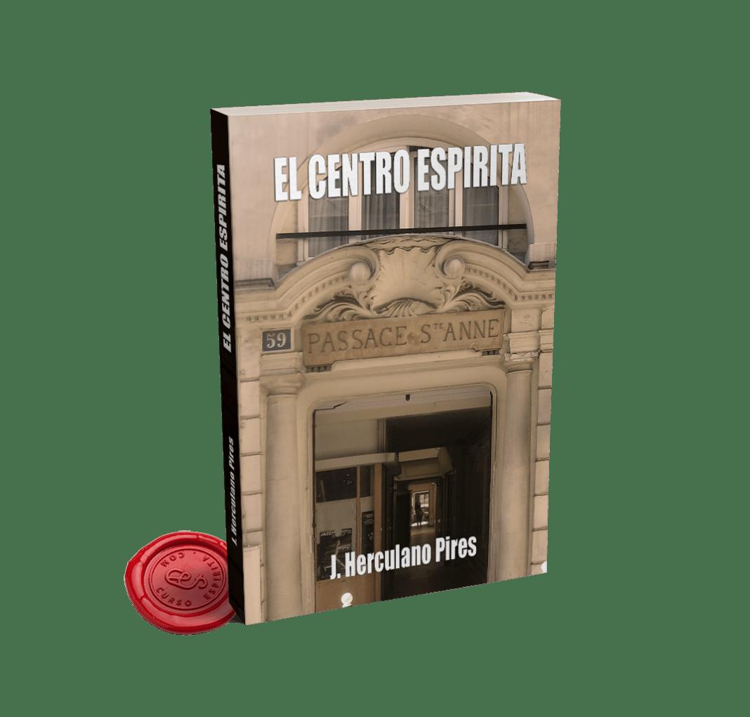 Portada El Centro Espírita por J. Herculano Pires