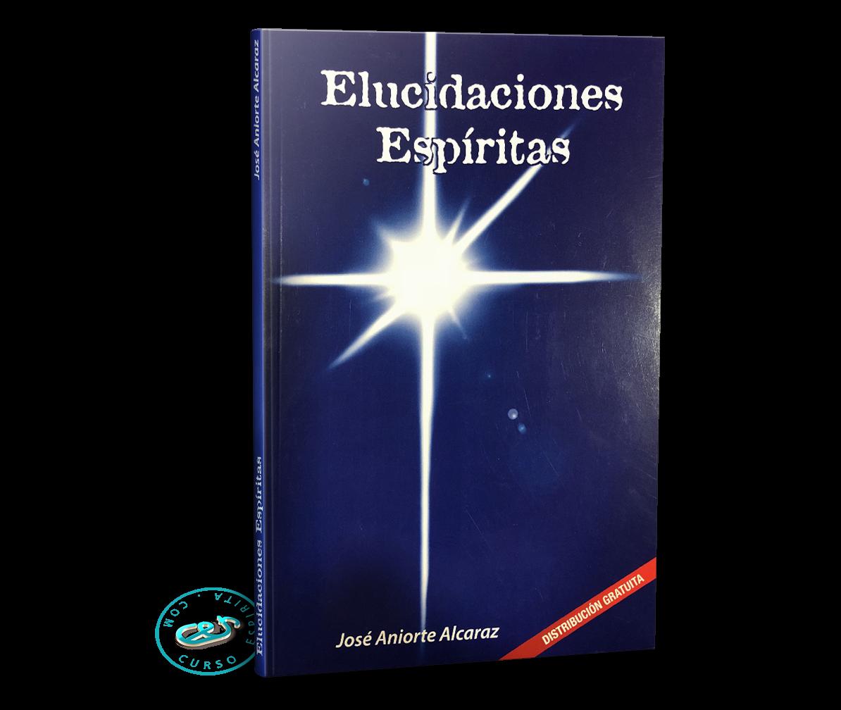 Portada Elucidaciones Espíritas por José Aniorte Alcaraz