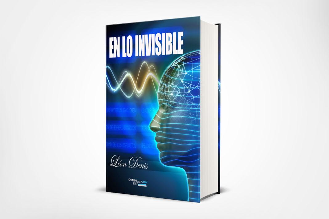Portada del libro de Léon Denis En lo Invisible