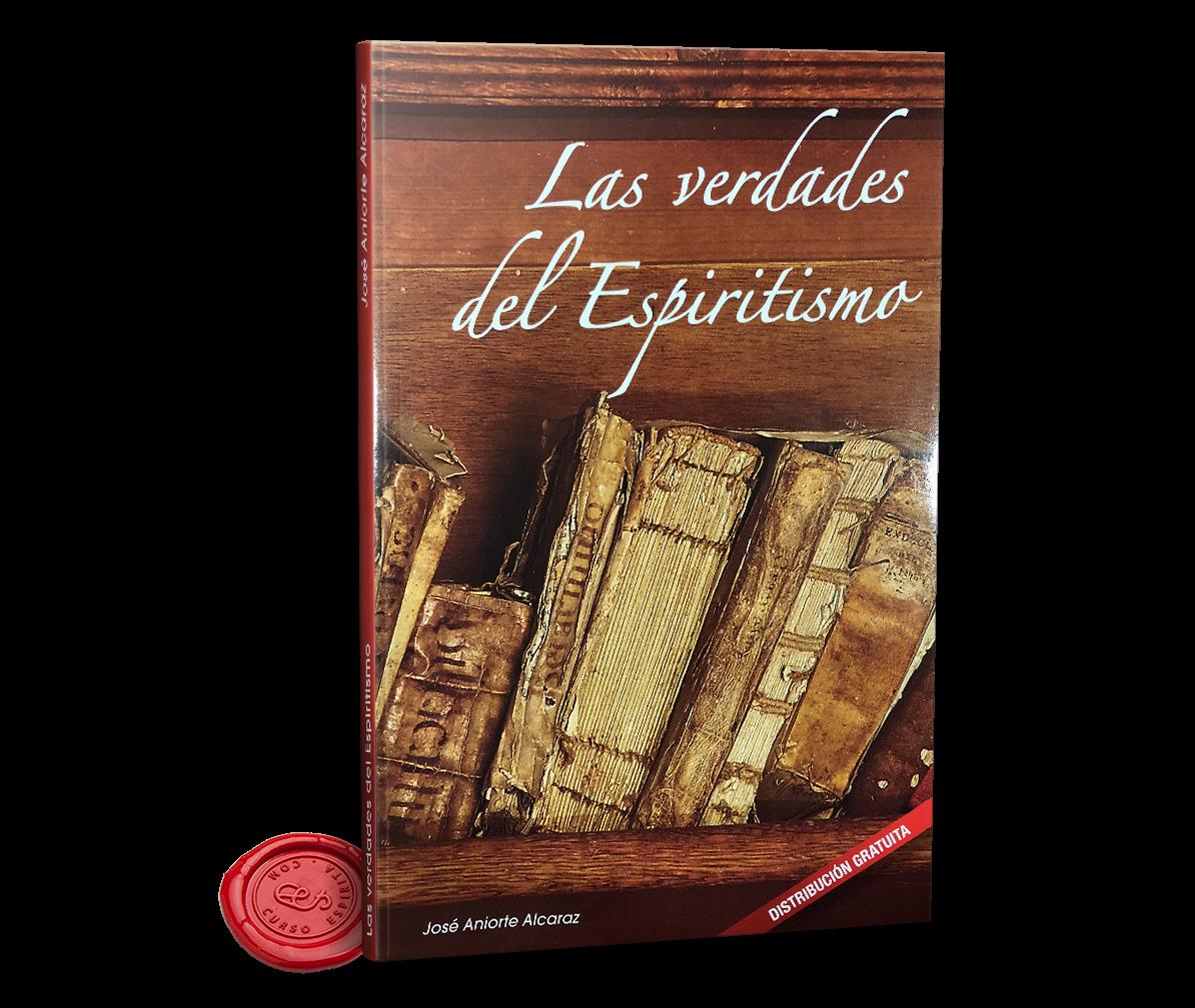 Portada Las Verdades del Espiritismo por José Aniorte Alcaraz