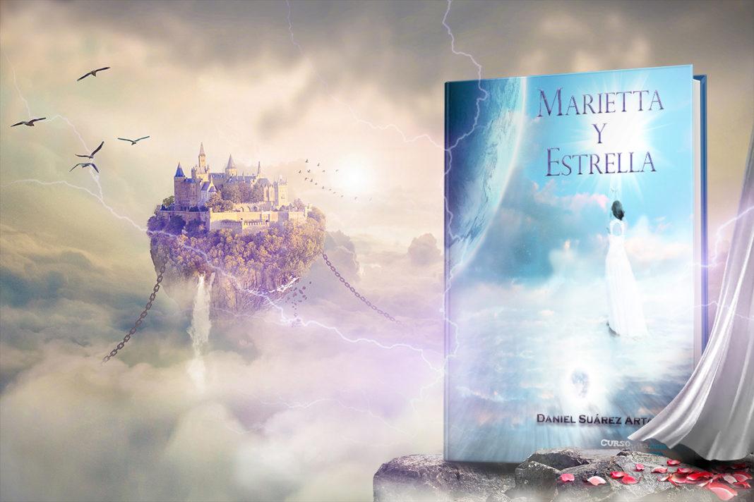 Portada Marietta y Estrella (páginas de ultratumba de dos existencias)