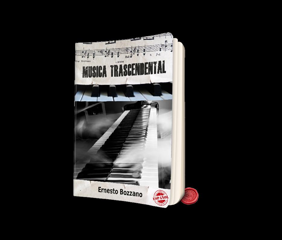 Portada Música Trascendental por Ernesto Bozzano