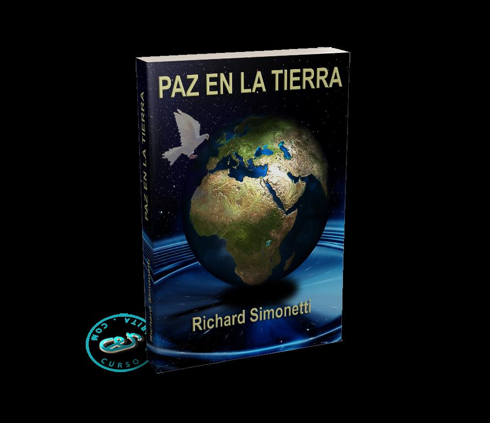 Portada Paz en la Tierra por Richard Simonetti