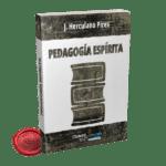 Portada Pedagogía Espírita por J. Herculano Pires