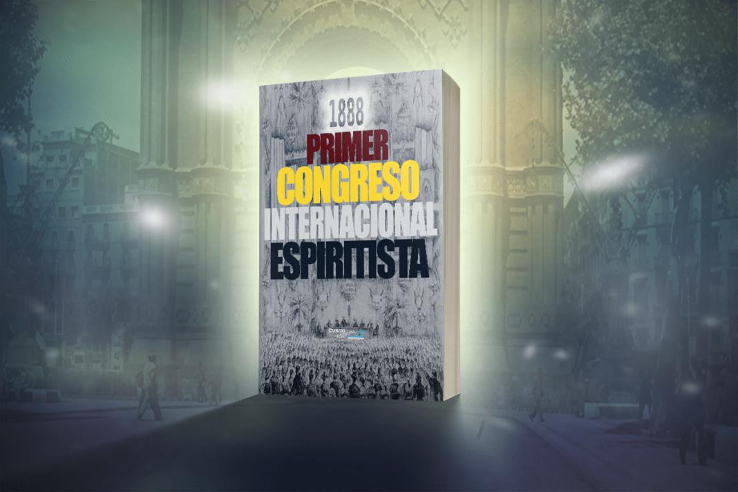 Portada Primer Congreso Internacional Espiritista celebrado en Barcelona