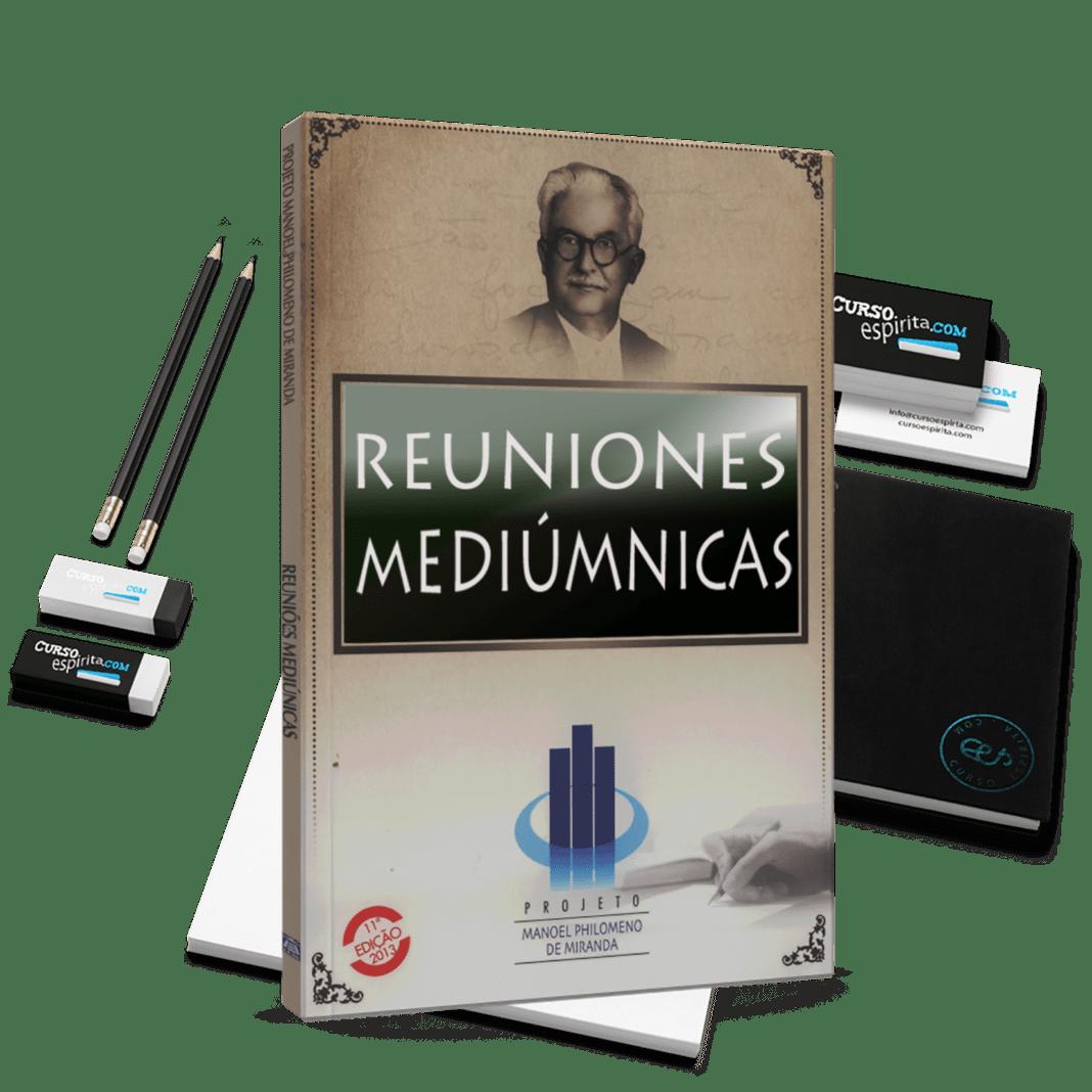Portada Reuniones Mediúmnicas