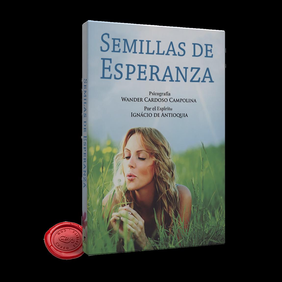Portada libro Semillas de Esperanza