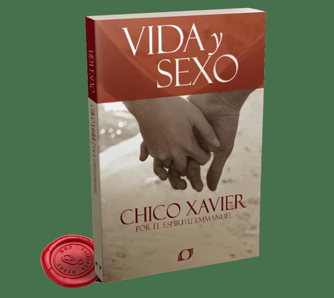 Portada Vida y Sexo por Emmanuel a través de la psicografía de Francisco Cándido Xavier