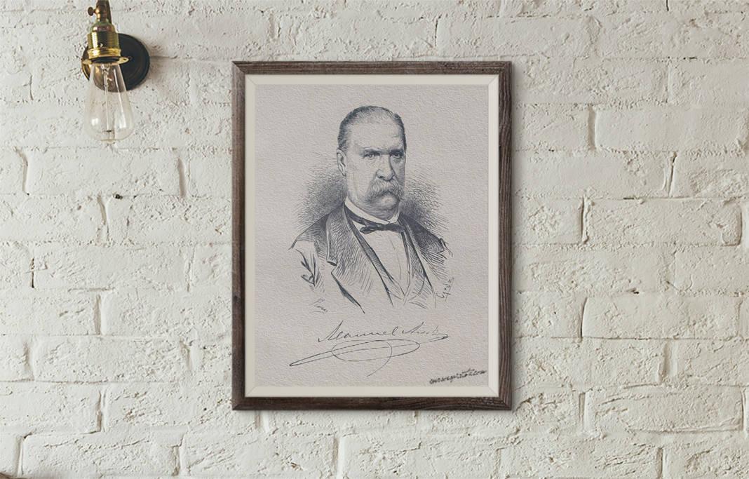 Retrato de Manuel Ausó y Monzó