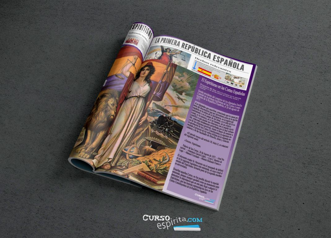 Publicación El Espiritismo en las Cortes
